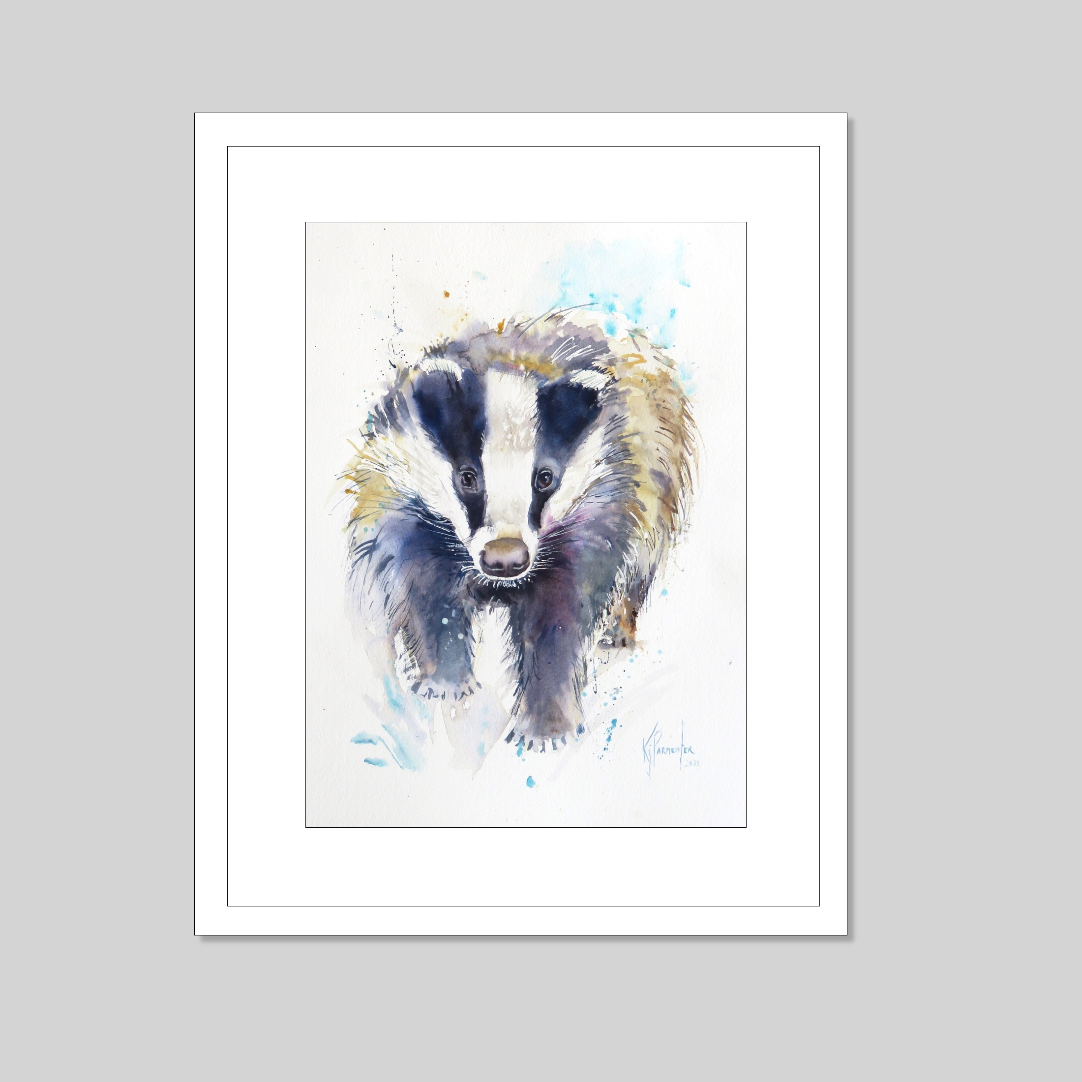 Badger Swagger