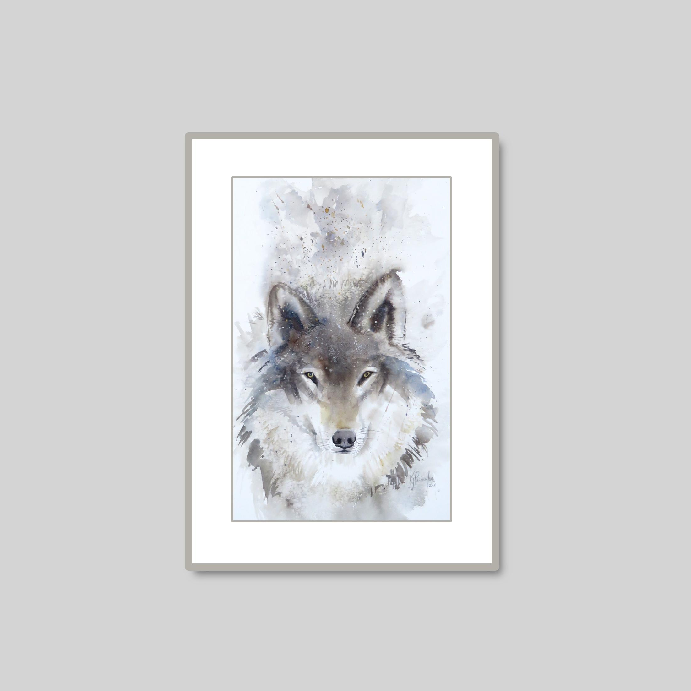 Grey Wolf (Sold)