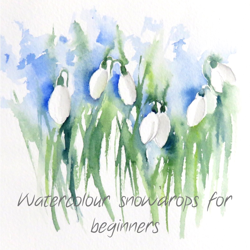 Coming soon – Snowdrops for Beginners Kit
