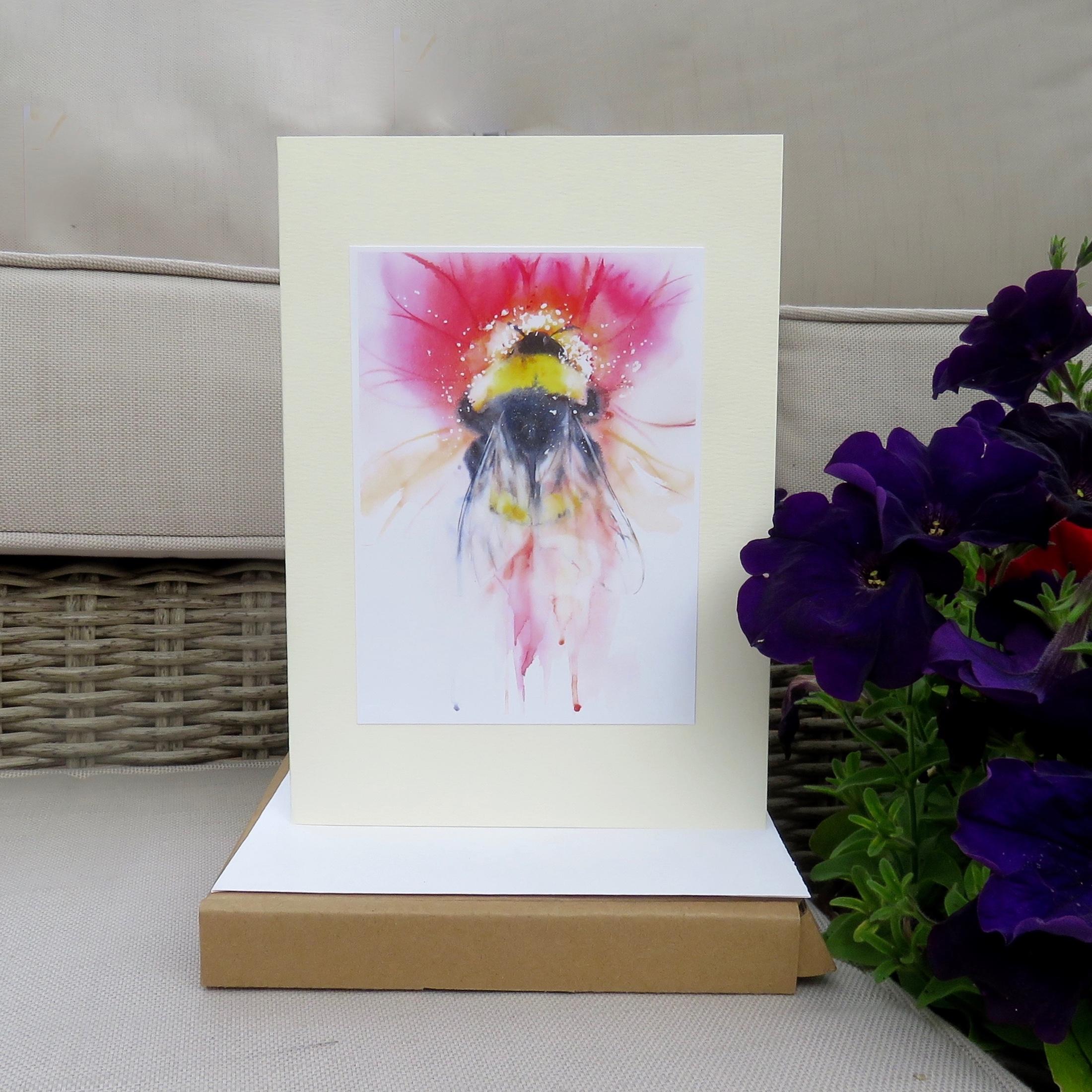 Bee Beautiful Card