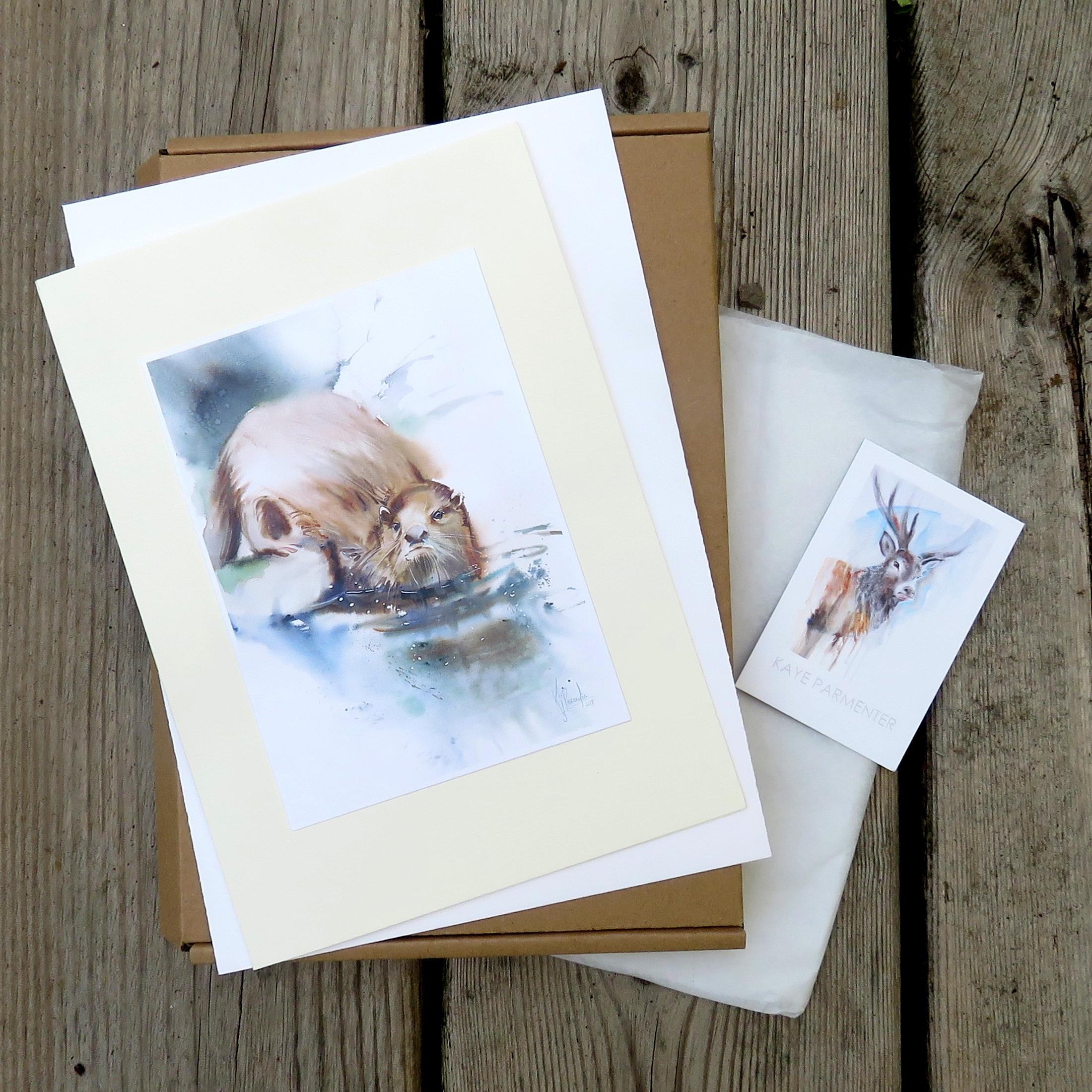 Little Dipper Card