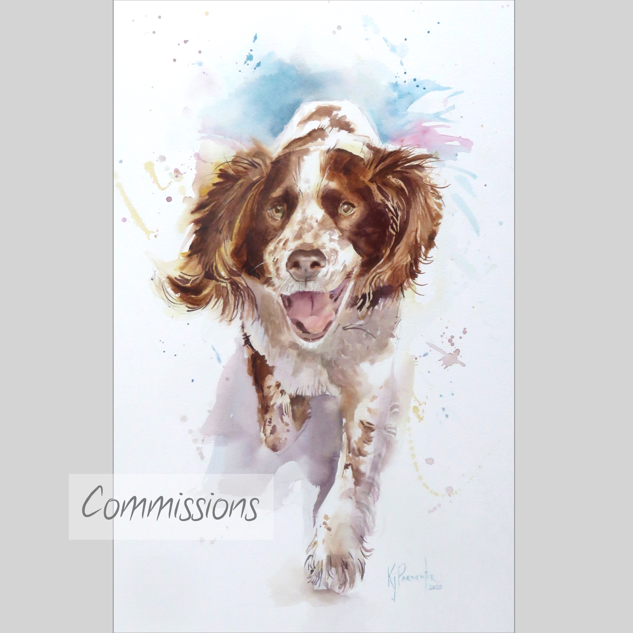 Commissions From Just £85