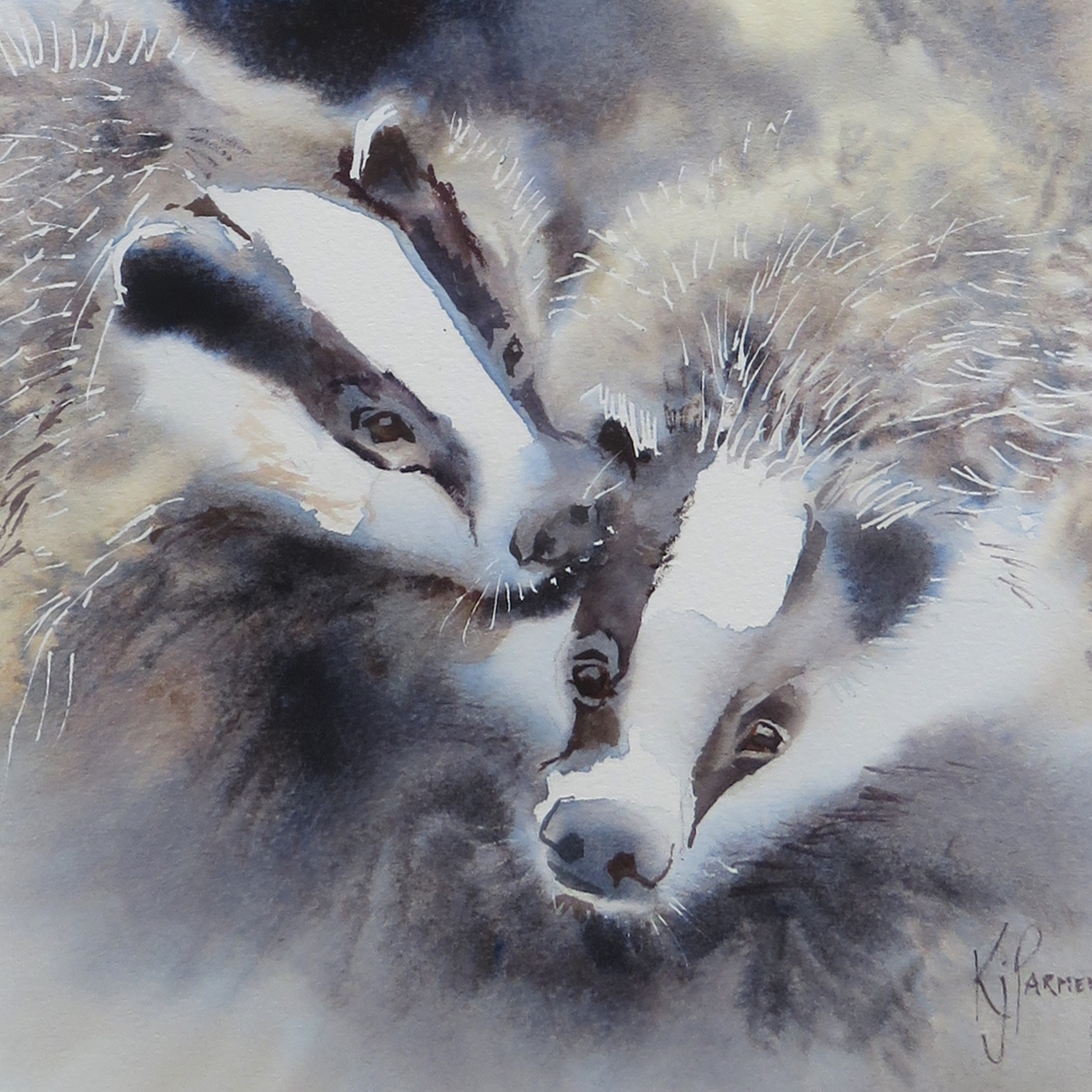Badger Three