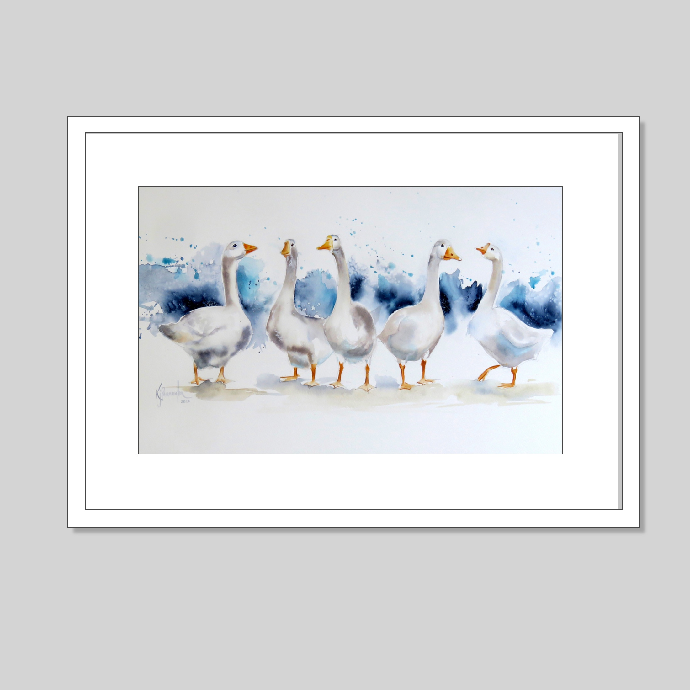 Goose Gander (Sold)