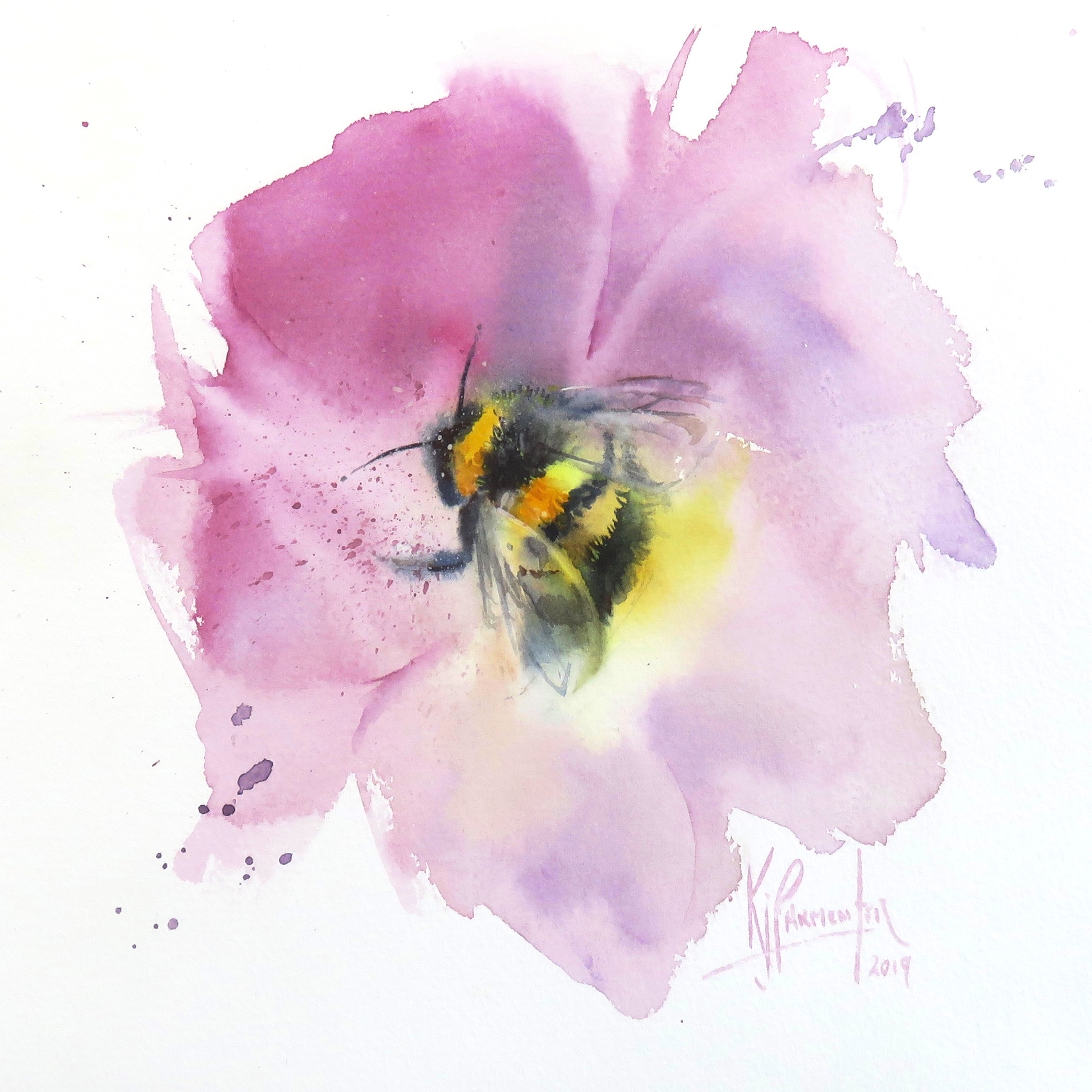 Bees and lavender – live workshop
