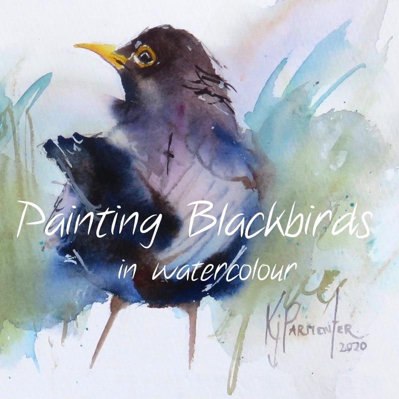 Mr Blackbird – online tuition