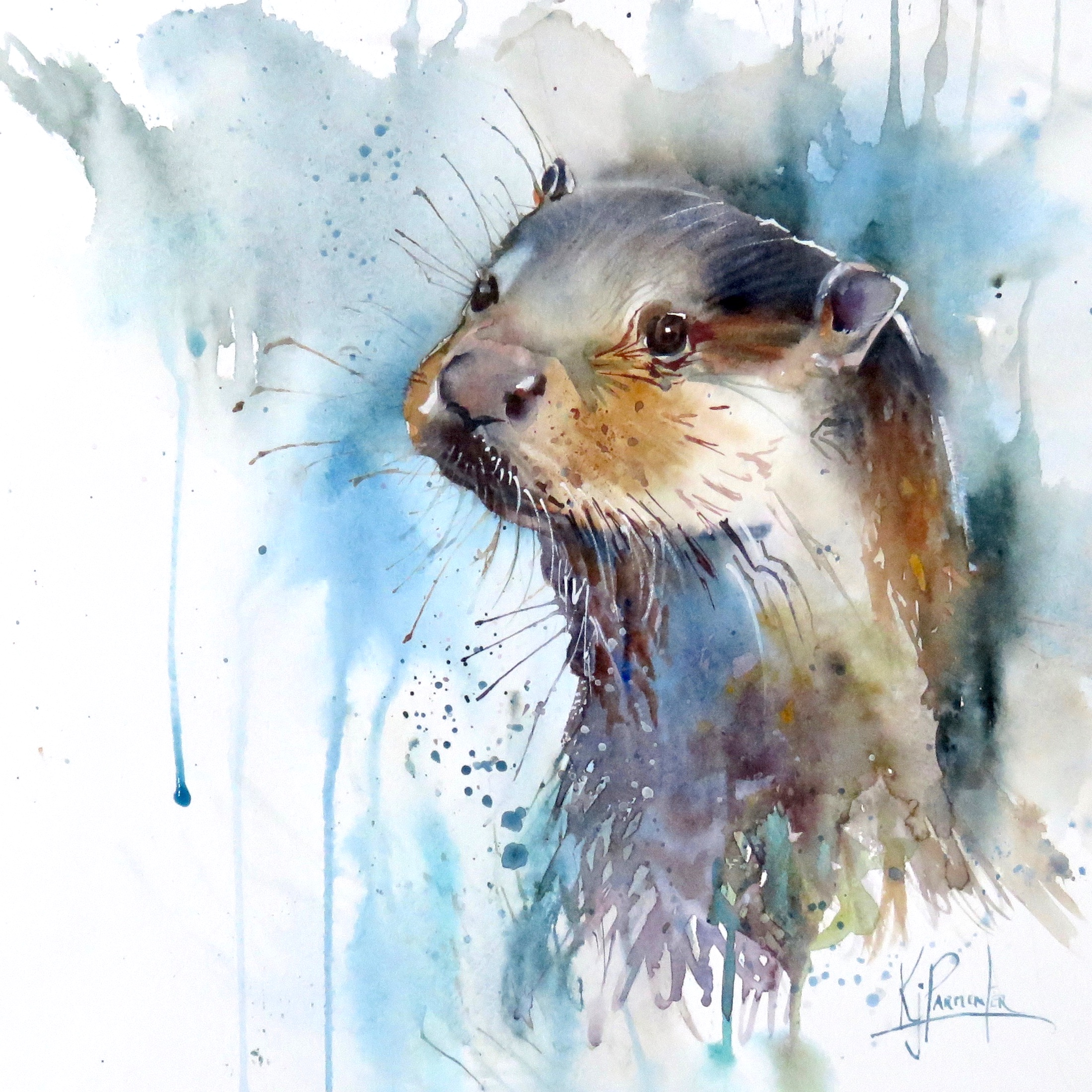 Otter madness – live workshop