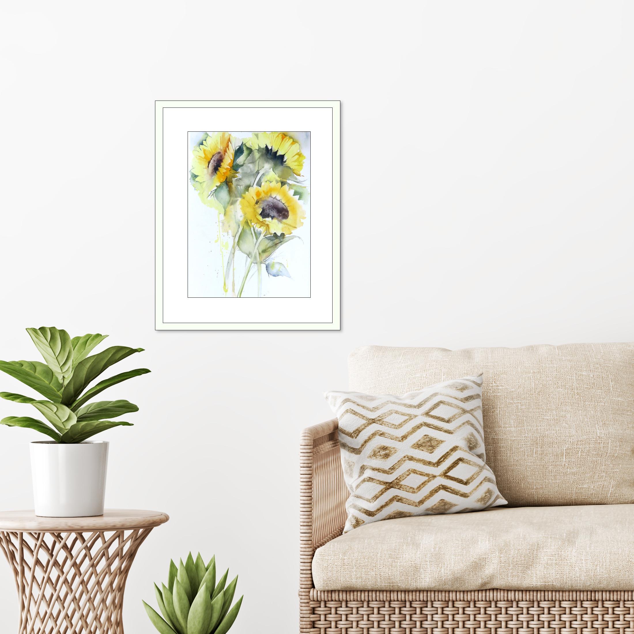 Sunflower Bright
