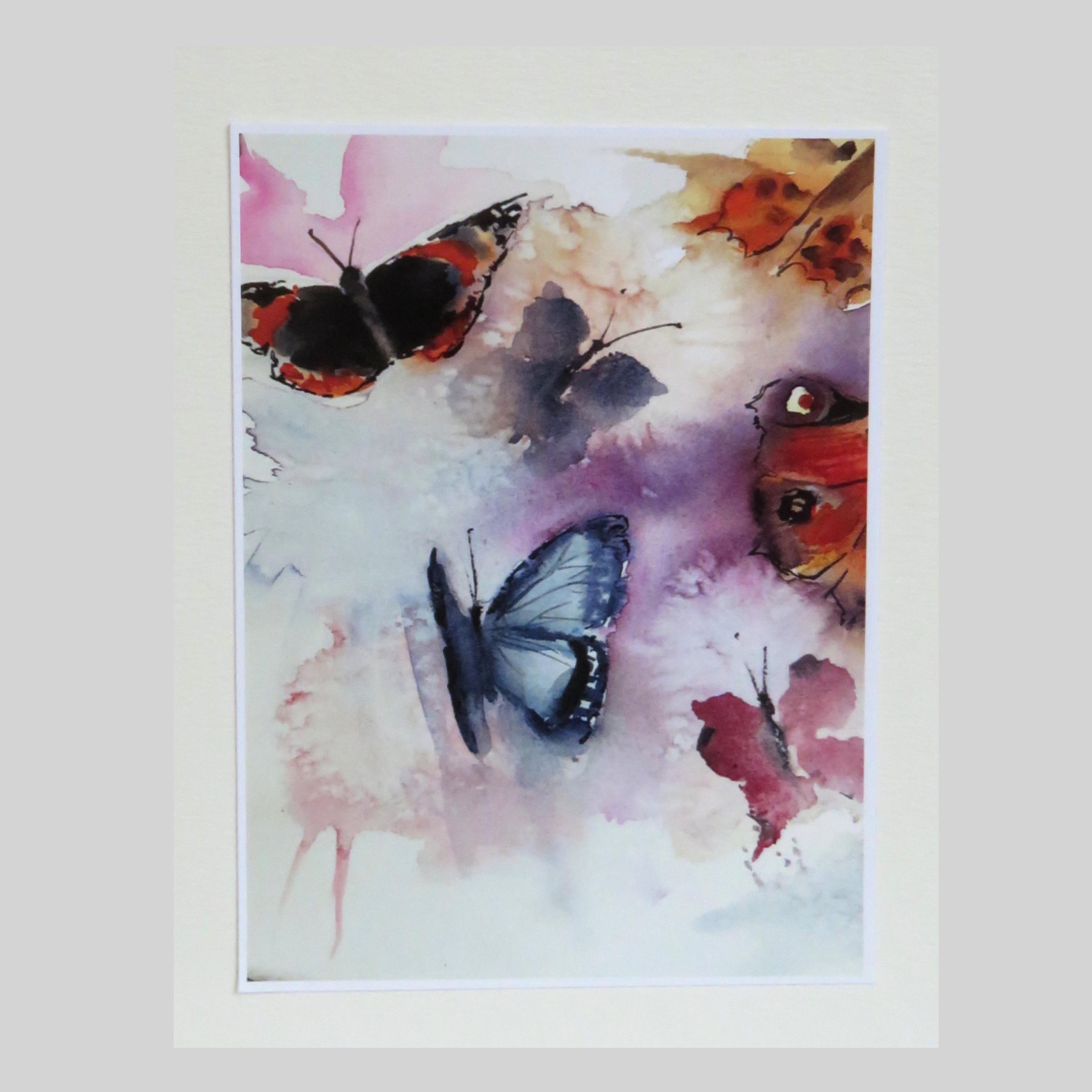 Papillon – Card